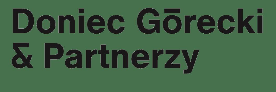 Logo Doniec Górecki & Partnerzy